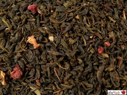 Green Tea Redfruit organic