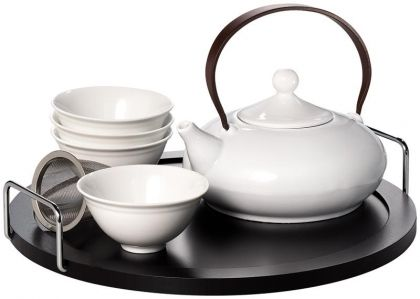 "Tea Set ""Elea"" porcelain"