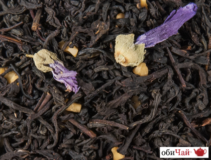 Black Tea Vanilia Cookie