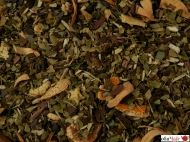 Brazilian green mate tea Sweet Orange