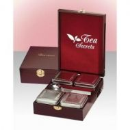 "Gift Set ""Tea Secrets"" + 4 tea boxes"