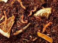 Rooibos Polar Fire Orange / Marzipan